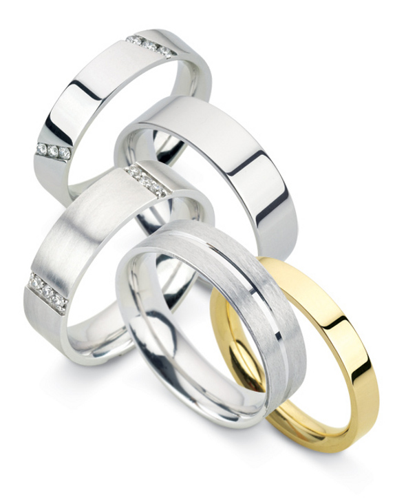 5 Wedding Rings