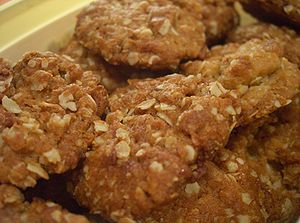 ANZAC Biscuits (1)