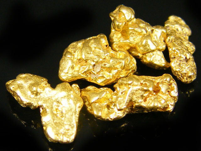 5 Gold Nuggets