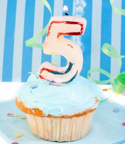 5-year-birthday-cake