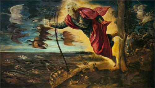 Tintoretto Creation