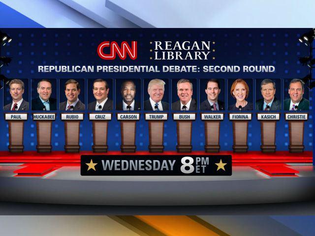 Debate Lineup