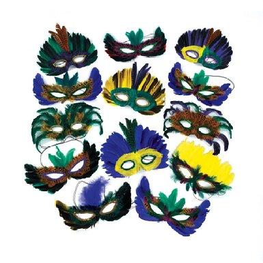 Mask Feathers