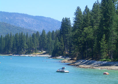 Bass Lake Party Boat